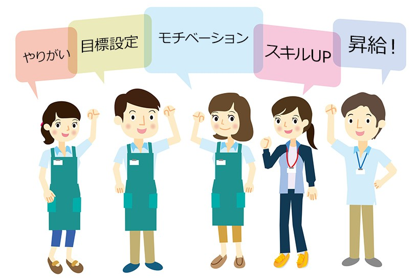 介護人材教育のための人事考課制度~介護サービス事業所の安定的な運営のために