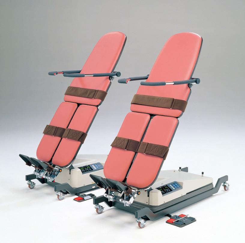 医療・介護での起立練習をサポートします!オージーウエルネスのチルトテーブル活用術をご紹介!