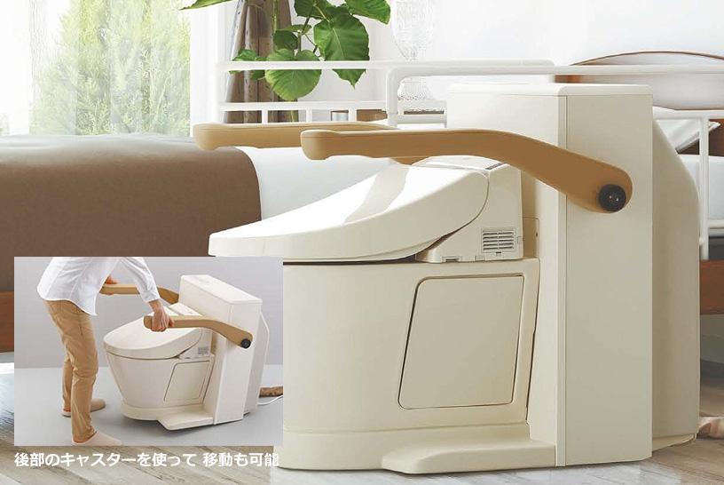 便意のある利用者全員が水洗トイレを使えるようになりました
