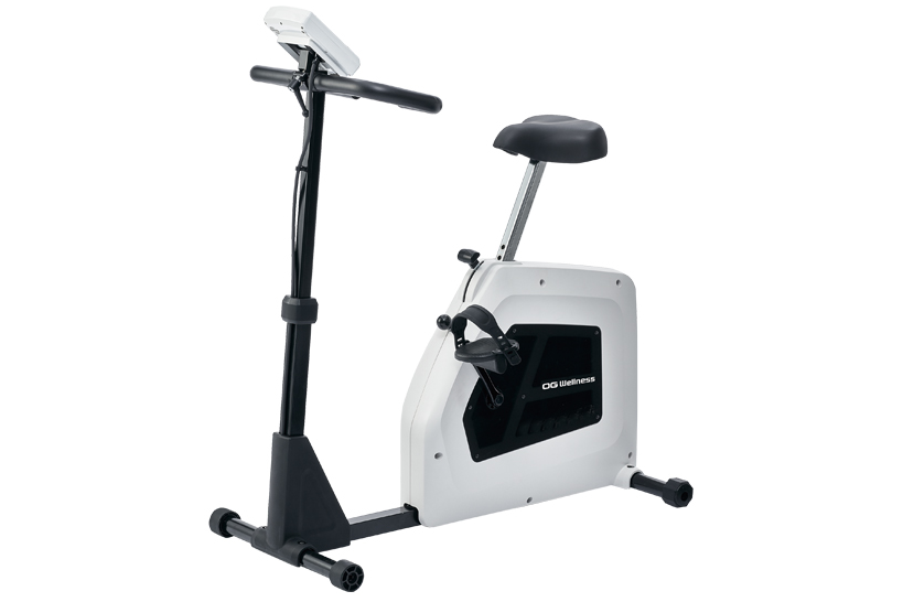 自転車エルゴメーターを使いこなそう!理学療法士がポイントを伝授します