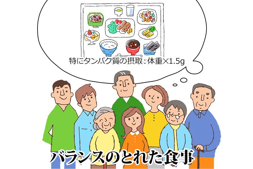 最新ステートメントが勧める栄養指導法