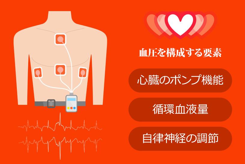 まずは復習、血圧が低下する理由とは?