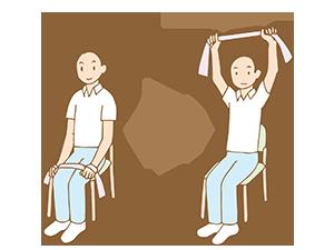 肩の可動性の向上