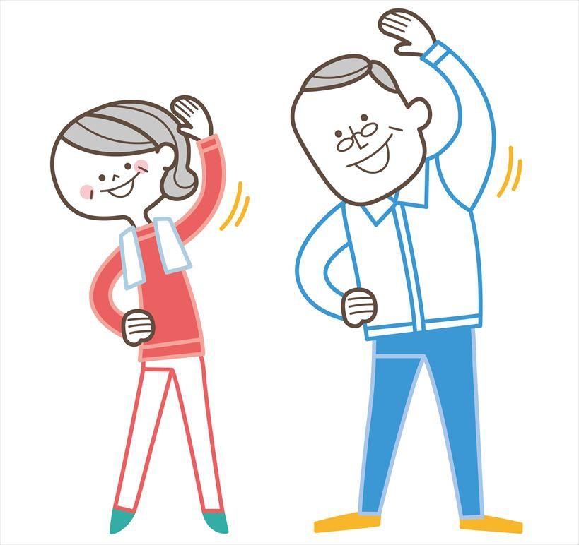 【糖尿病】自宅でできる運動習慣「ラジオ体操」や「ウォーキング」も効果あり!