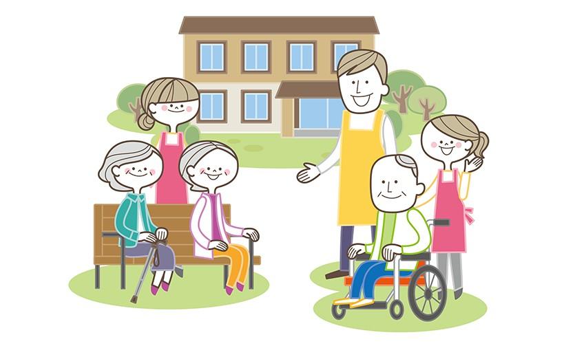 在宅介護と施設介護