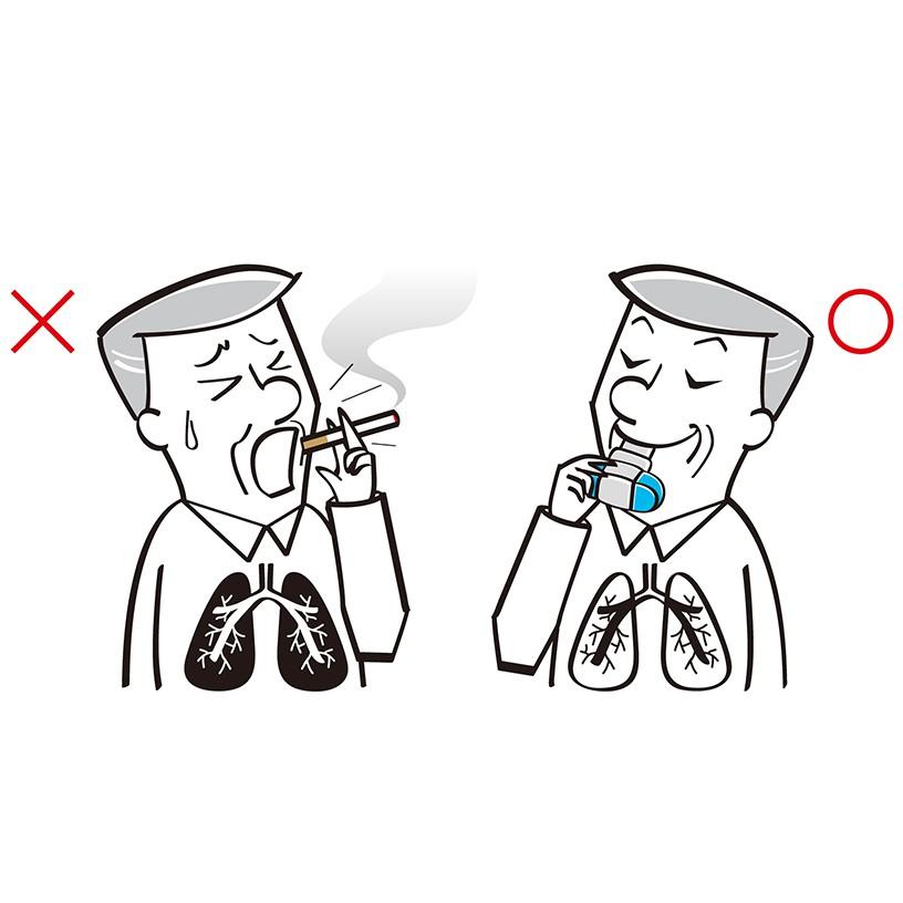 COPDと診断されたら…?