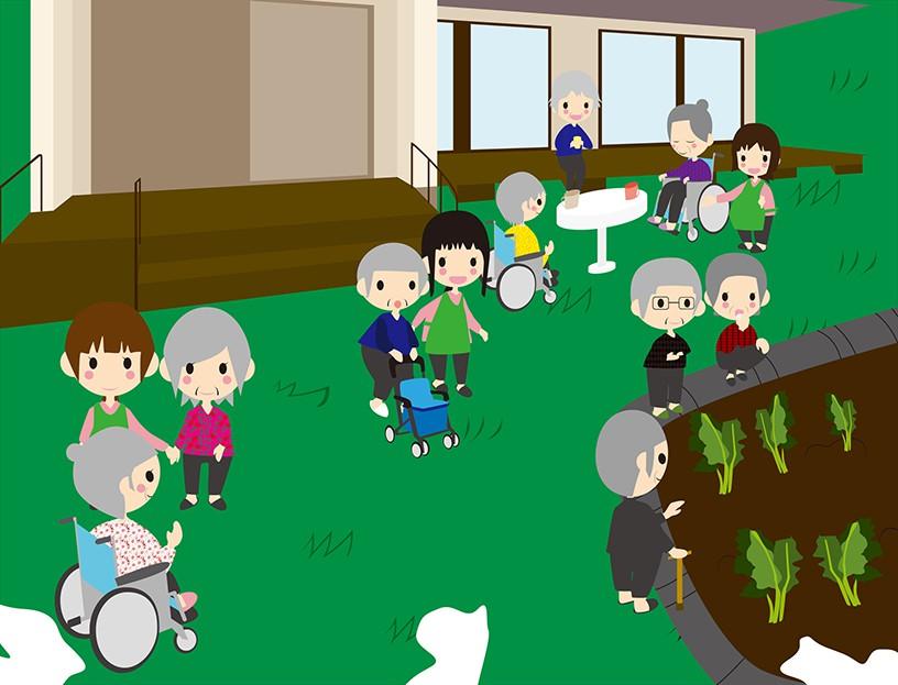 グループホームの活用方法~認知症でもいつまでも自分らしく生活ができるように