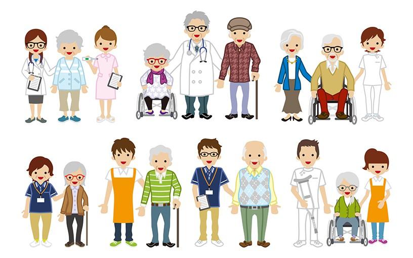 老健と特養の違う点