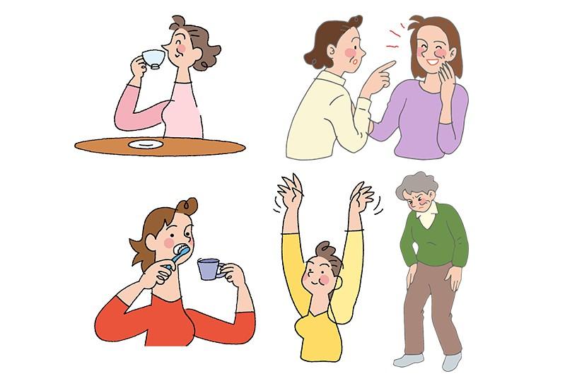 脳卒中回復期の過ごし方とリハビリ