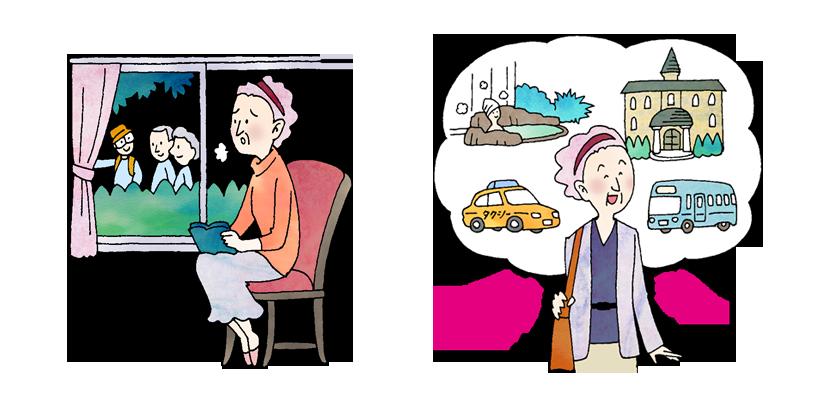 高齢者の運転免許返納に関するデメリット2