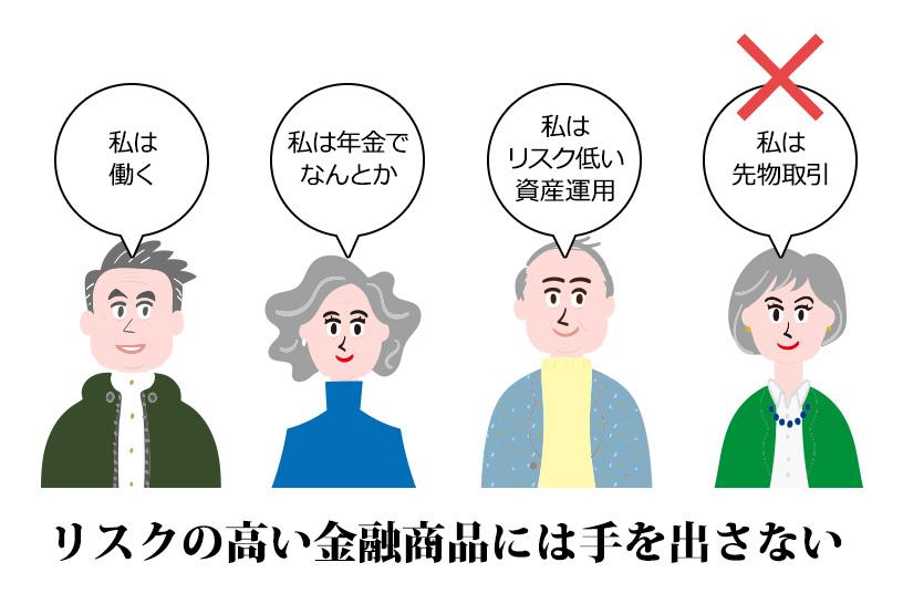 高齢者が資金を増やせる代表的な方法を紹介