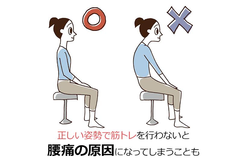 下半身の筋トレを行うときの注意点と鍛えられるほかの筋肉