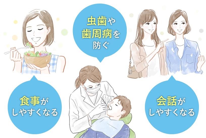 食事前がなぜいいの?唾液腺マッサージの目的や効果を解説